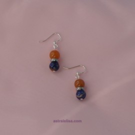 Creative voice earrings