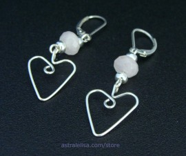 Let Love Flow Naturally Earrings