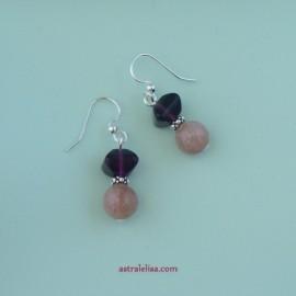 Intuitive Love earrings